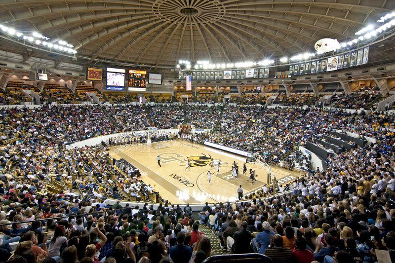 Alexander Memorial Coliseum Atlanta, GA Tech