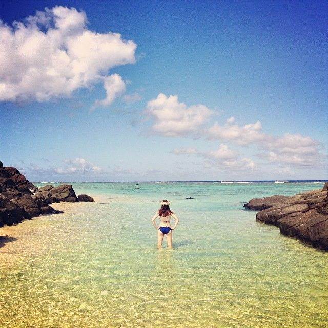 Cook Islands Rarotonga Beach: Far From NJ (With Images)