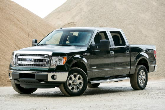 ford f-150 owners manual 2013