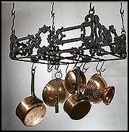 Found It At Wayfair Clic Wrought Iron Hanging Potrack