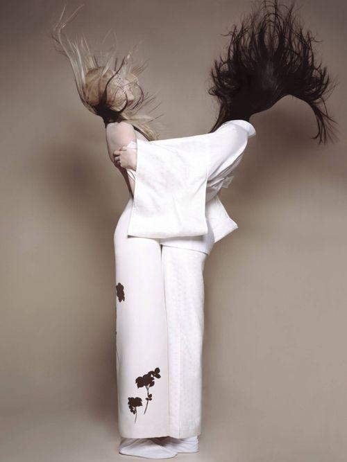 :)))) Sui He & Soo Joo By Brigitte Niedermair for CR Fashion Book March 2013
