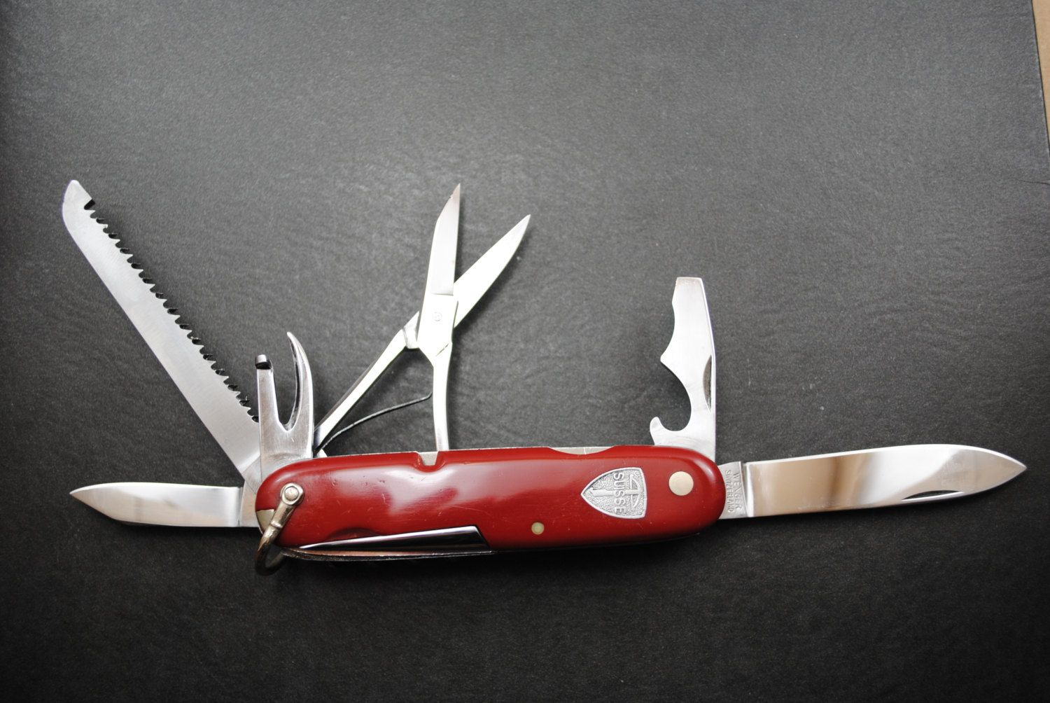 rare swiss army knives