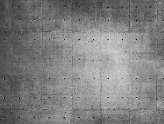 Robot Check Concrete Wall Prepasted Wallpaper Concrete