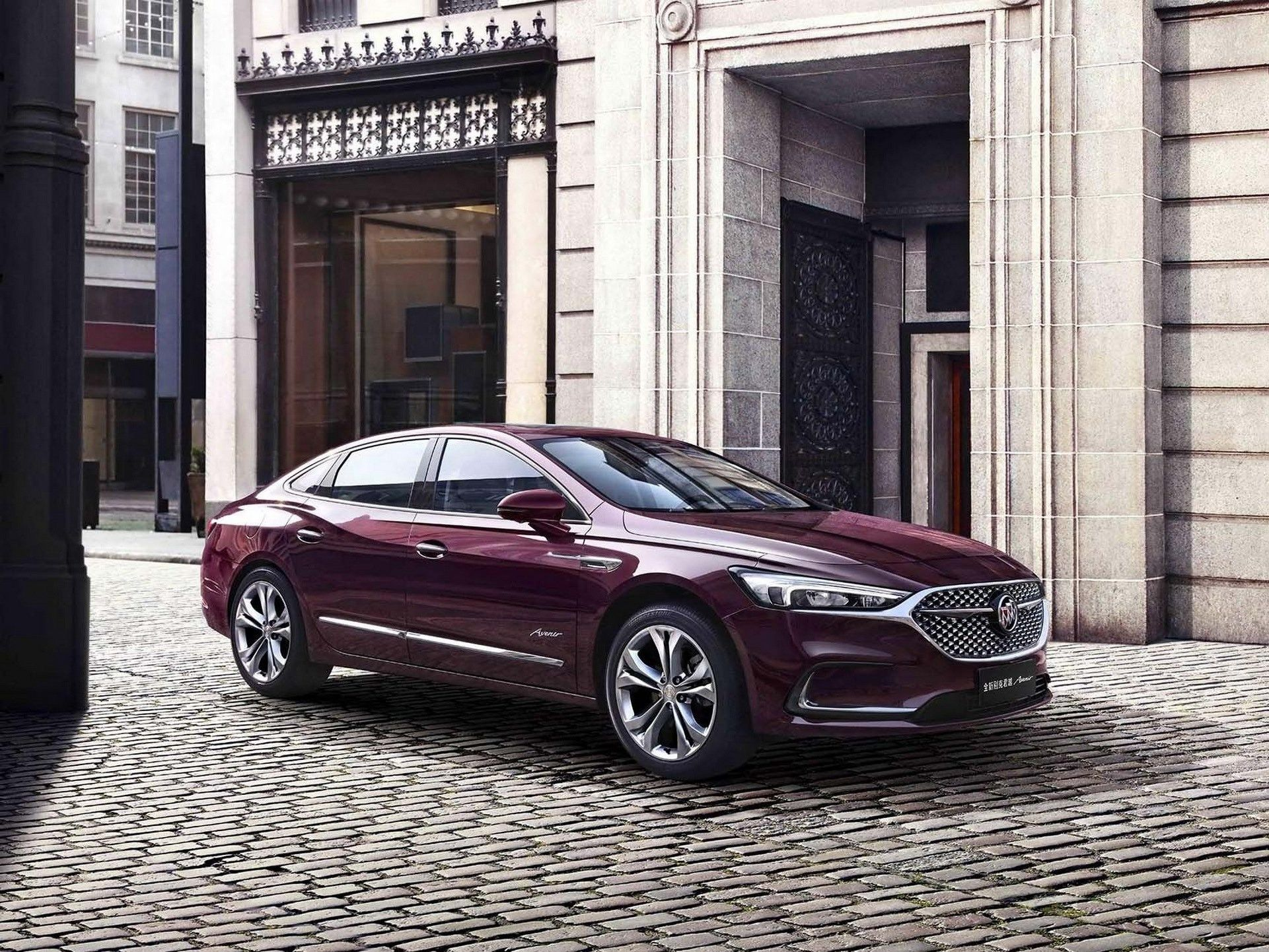 Whats New In Buick Regal 2020 Buick Lacrosse Buick Lacrosse