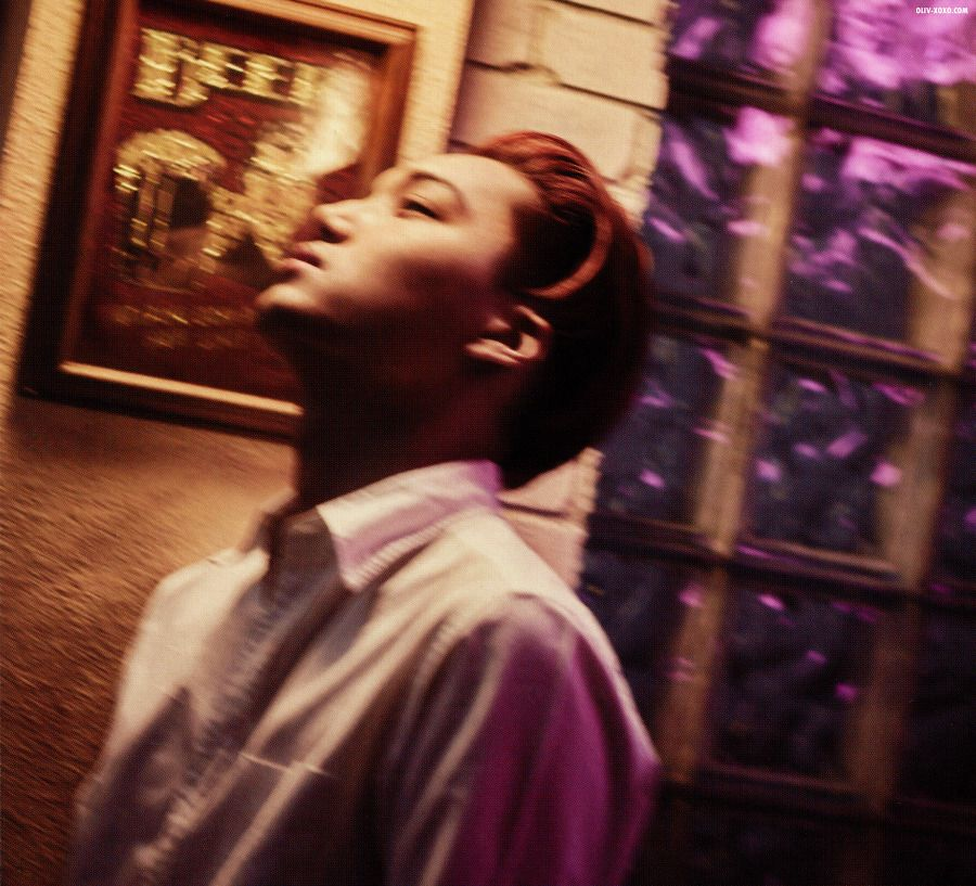[SCAN/HQ] LOVE ME RIGHT JAPAN ALBUM - KAI :: OliV*올리브