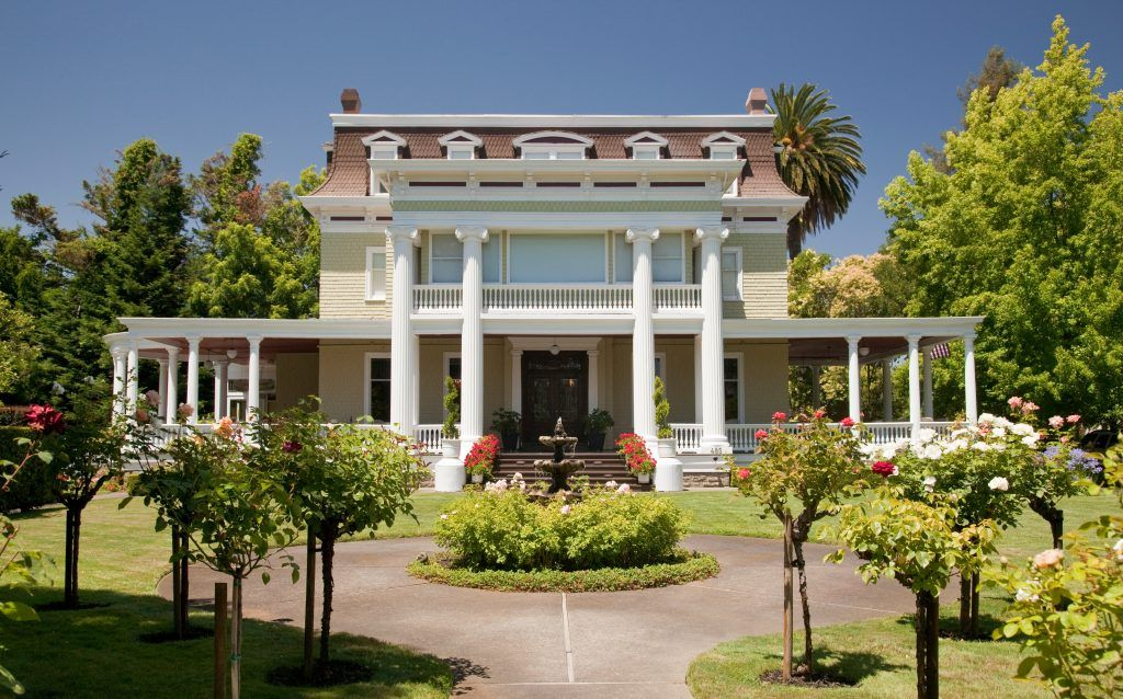 Most Romantic Bed & Breakfast Inns for a Napa Valley