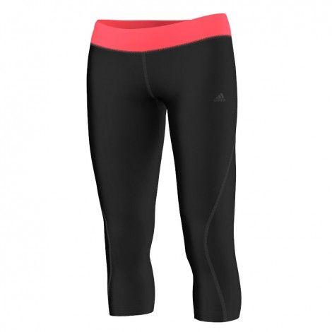 Driekwart Sportlegging.De Adidas Ultimate Driekwart Legging Voor Dames Gaat Geurtjes