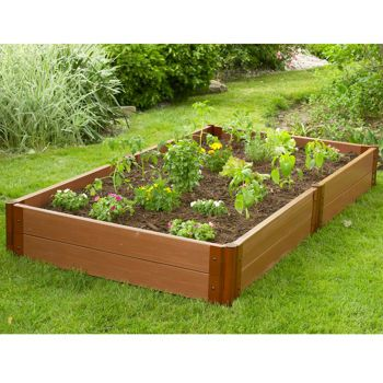 Frame It All Raised Garden Bed From Costco Omg This
