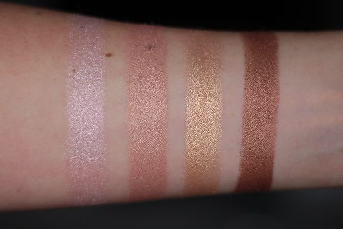Laura Mercier Fall In Love Face Illuminator Collection swatch