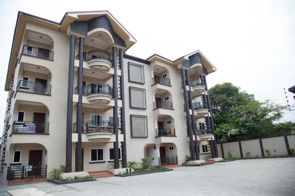 apartment homes in ghana. #kitchencabinetsghana #