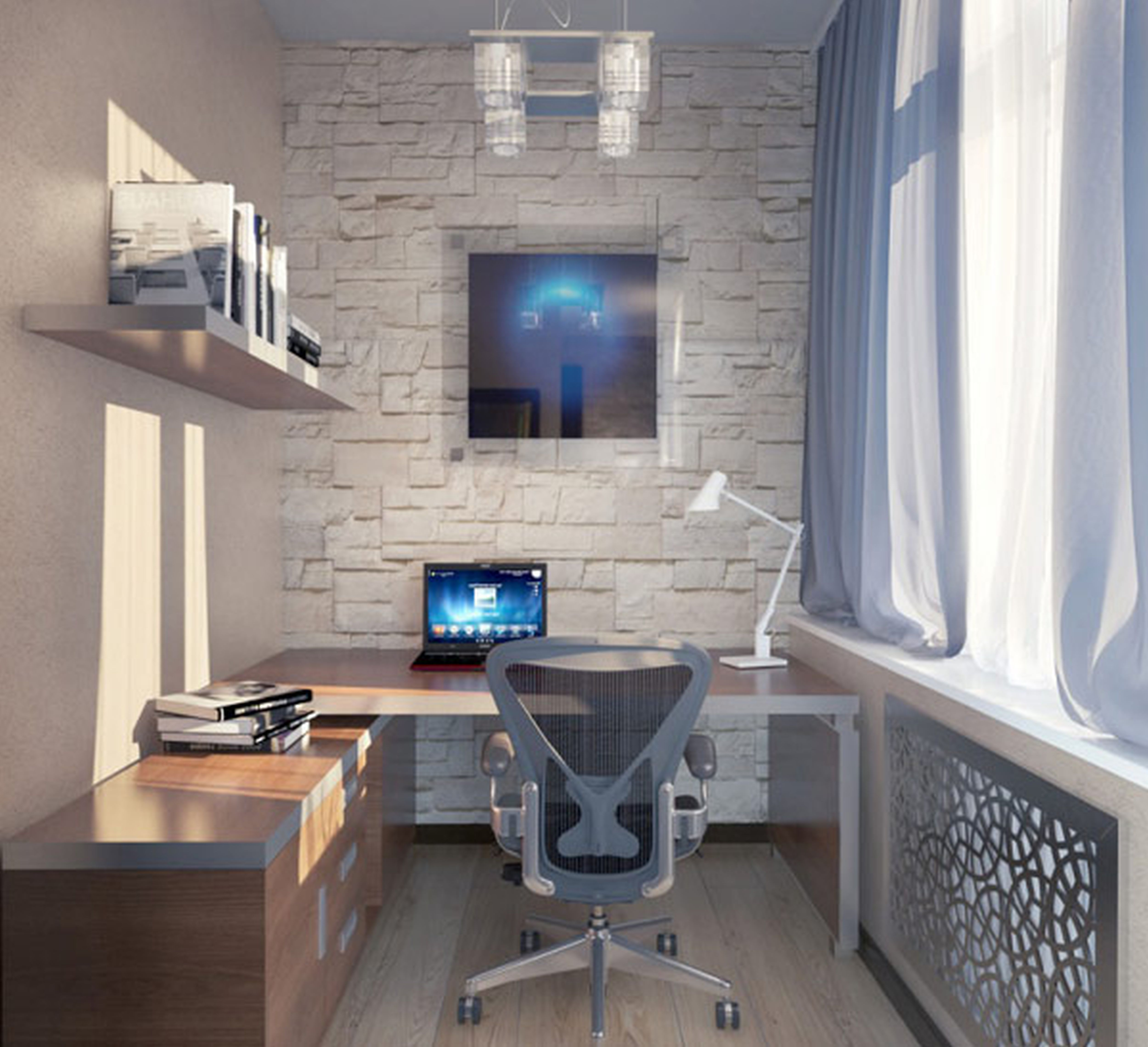 Cool Small Office Furniture With Outstanding Office