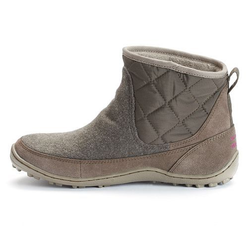 Columbia Crystal Shorty Women's Slip-On Winter Boots