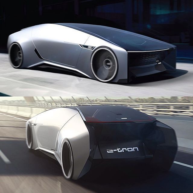 "Car Design World no Instagram: ""Audi ND01 e-tron by Hyojun Shin @hyokipoki Car Design World no In"