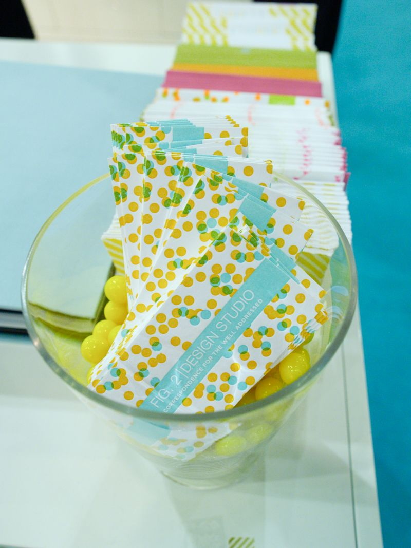National Stationery Show 2011 - Part 1: Big Debuts ...