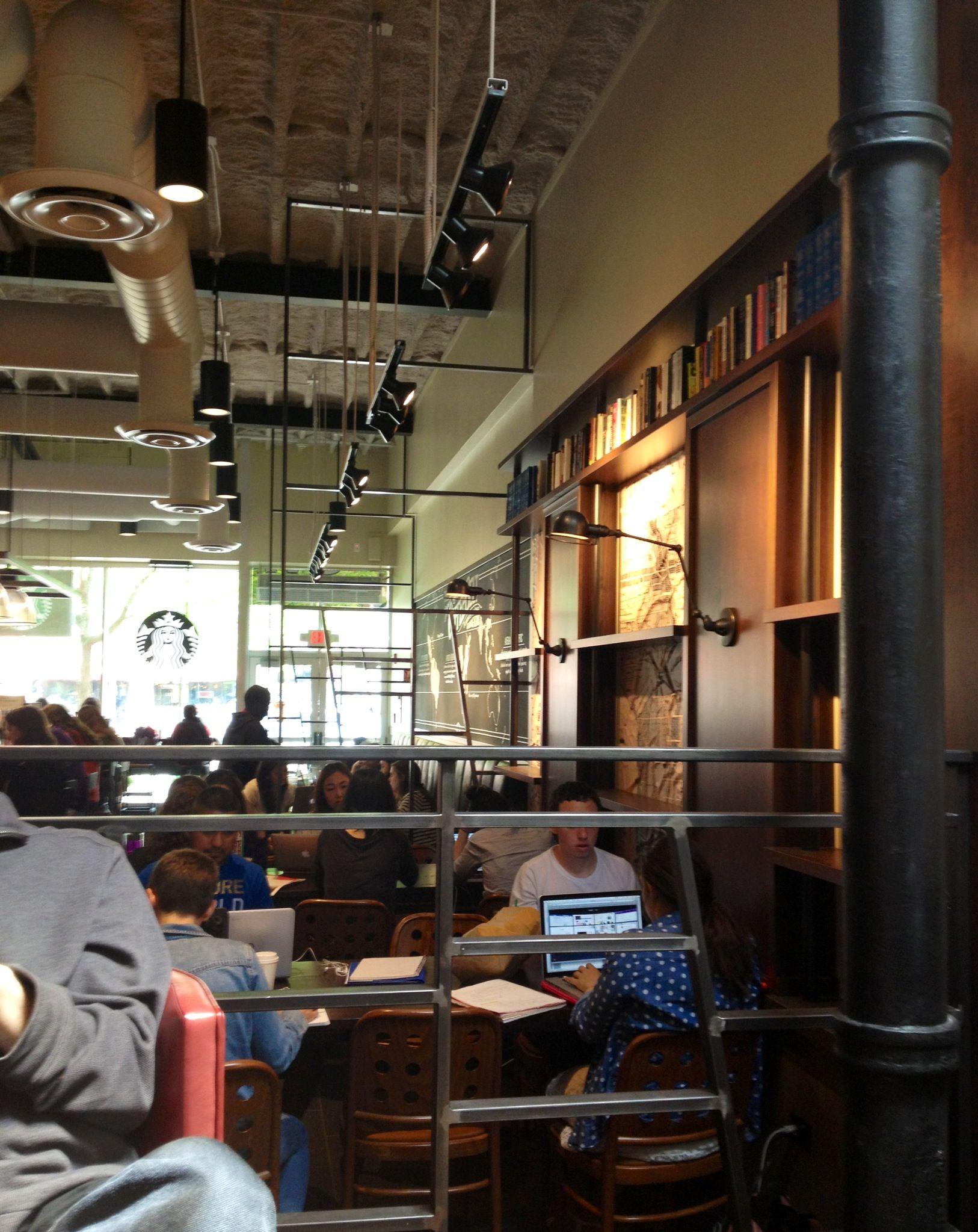 Starbucks - Northwestern University, Evanston, IL The nicest ...