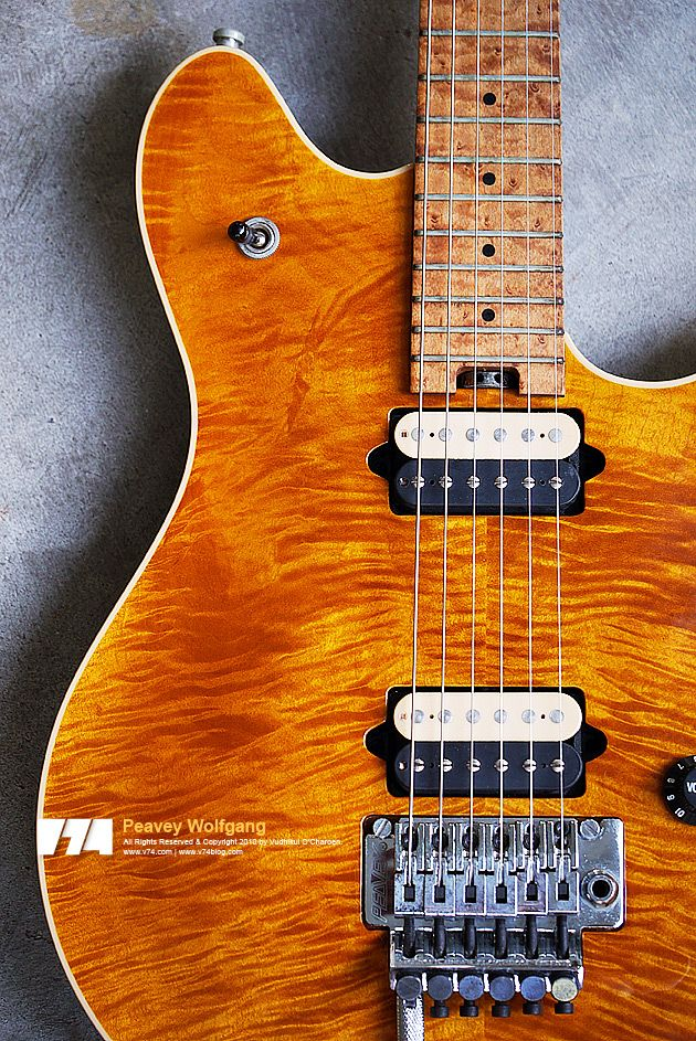 peavey wolfgang amber guitars in 2019 guitare musique. Black Bedroom Furniture Sets. Home Design Ideas