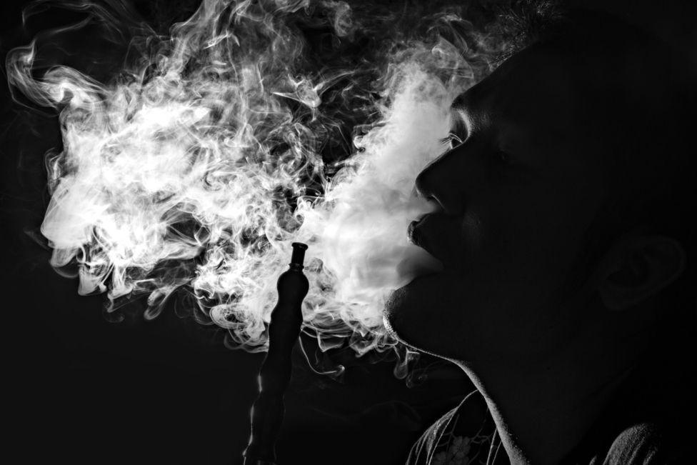 Smoke Hookah V 2020 G Kalyannyj Dym Fioletovye Fony Kalyany