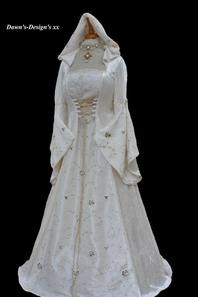 Celtic Dresses Medieval Wedding Dresses Dawns Medieval