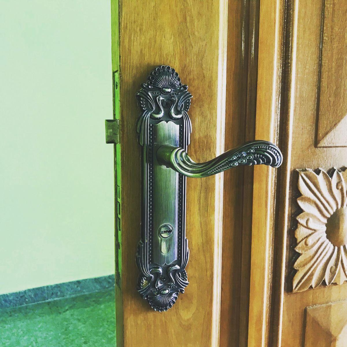 Door Lock Design Ideas Main Door Design Doors Vintage Door