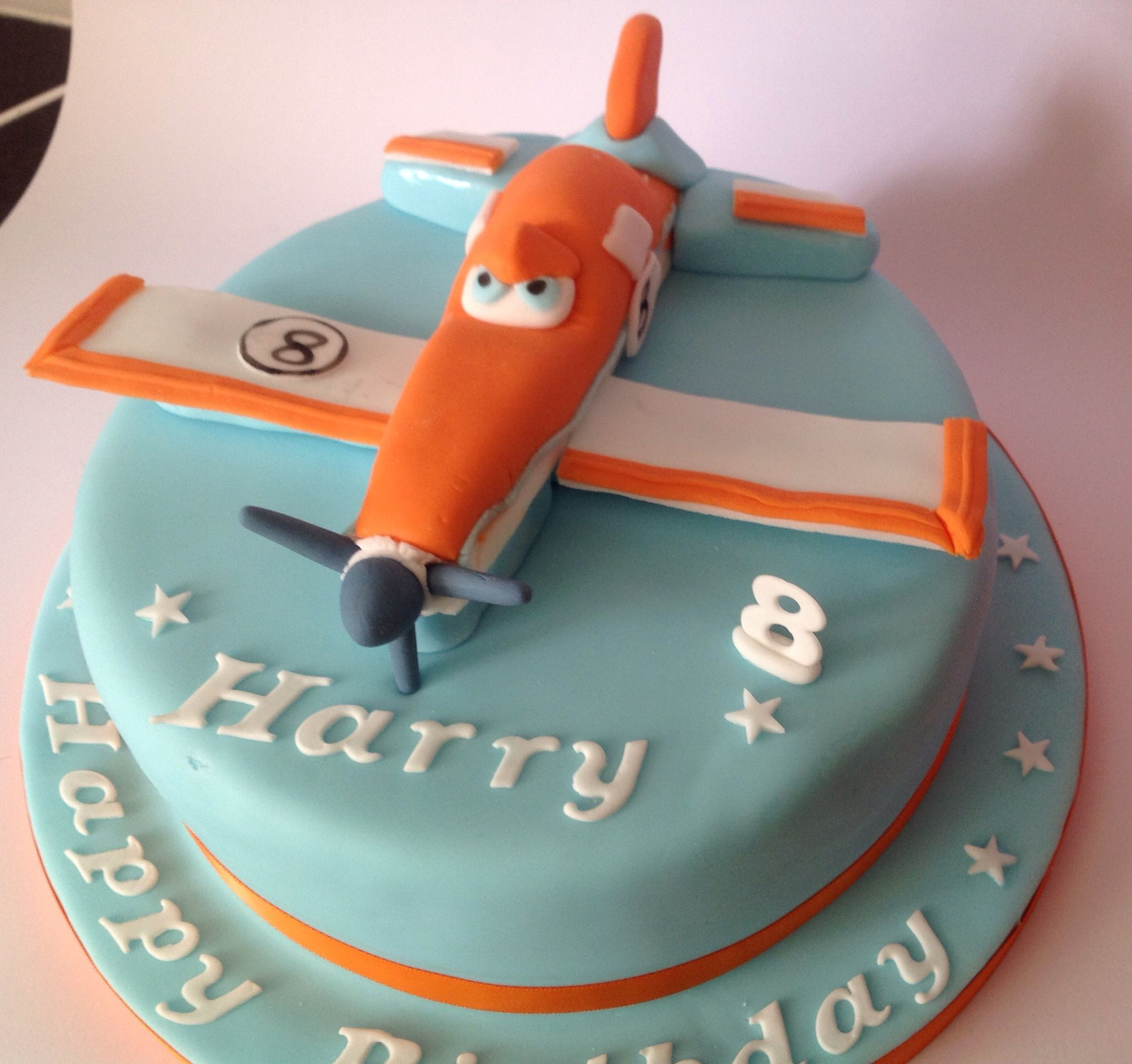 Dusty Crophopper Planes Birthday Cake More Designs At Facebook