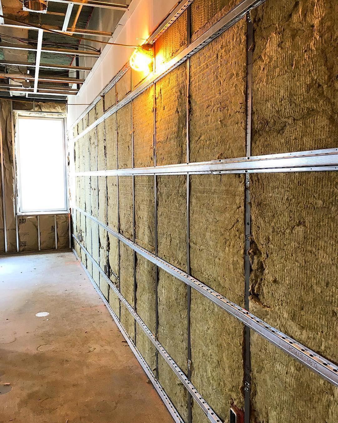 Roxulincnice One By Blk Roc Do It Right Make It Tight Roxulinc Insulated Demising Walls Ready For Rock Metalfram Union Carpenter Insulation Windbreaks