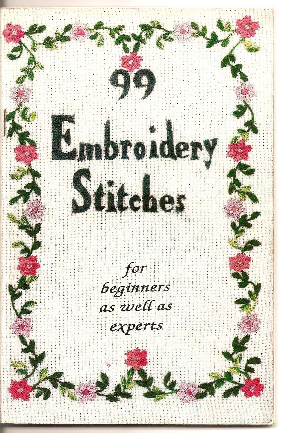 The most delightful embroidery pattern book wonderful designs 99 embroidery stitches free download bankloansurffo Image collections