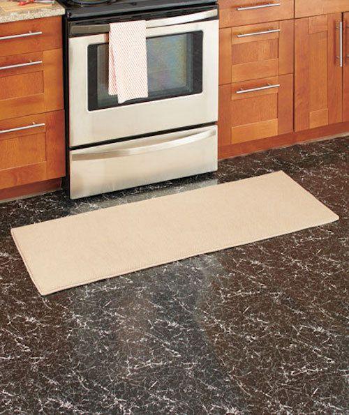 Details About 54 Memory Foam Mat Kitchen Runners Comfort Bathroom Floor Rug Doormat Cooking Kitchen Runner Memory Foam Kitchen Rug Beige Kitchen