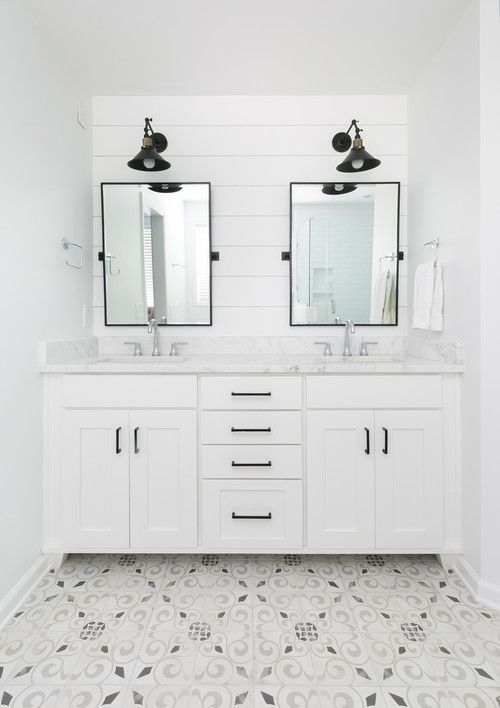 Modern Farmhouse Bathroom Decorating Ideas – Pickled Barrel