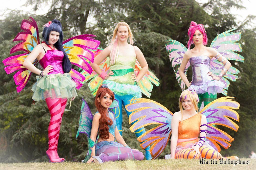 Winx Club | Winx club, Cool costumes, Cosplay costumes