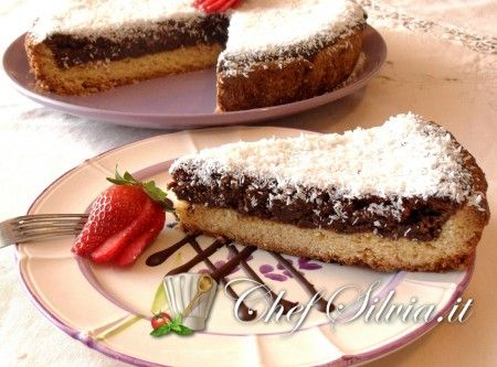 Cheesecake al cioccolato - chocolate cheesecake