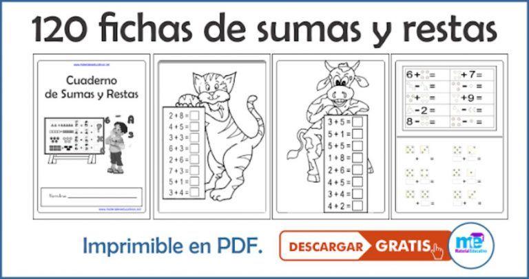 Cuaderno De Grafomotricidad Gratis I Material Educativo Suma Y Resta Cuentos Para Primer Grado Primeros Grados