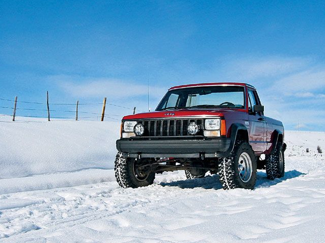 Jeep Comanche Jeep truck, Jeep sport, Jeep