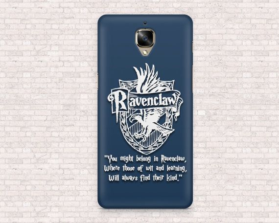 brand new 6a8f7 80c0f Harry Potter Ravenclaw phone case iPhone 7 iPhone 6 by Coverizing ...