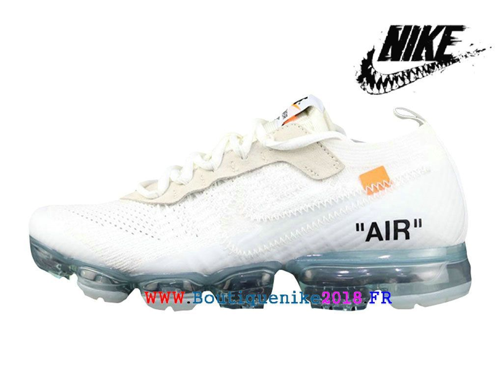 design intemporel 7d412 ed993 Officiel Off-White x Nike Air VaporMax Basketball pas cher ...