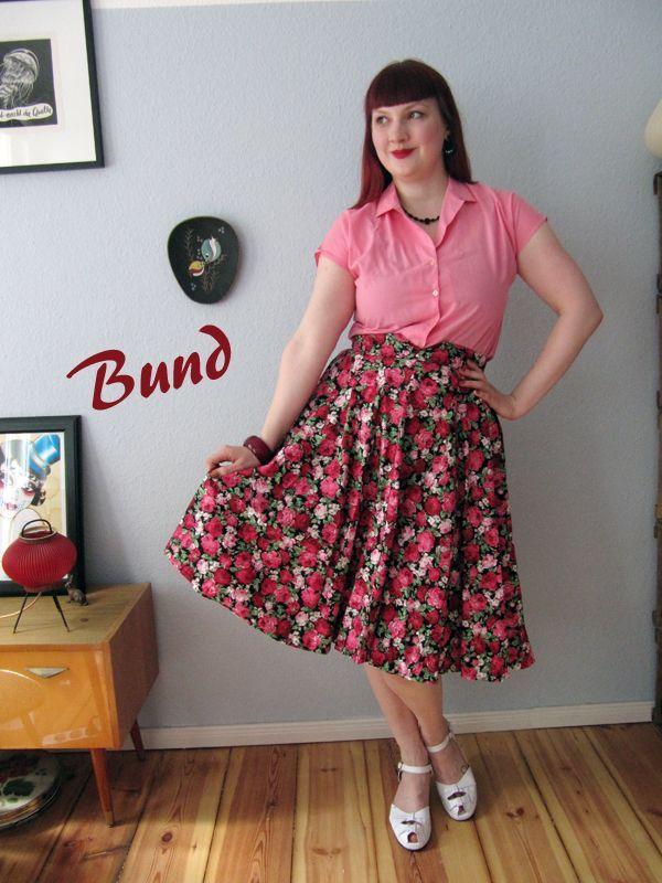 Röcke u. Kleider entdecken mit www.HarmonyMinds.de Zur Inspiration, zum wohlfühlen und auch zum selber machen und nähen  #DIY #Kleid #Rock Schnittmuster