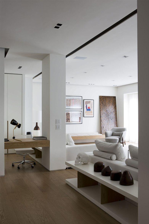 Nel cuore di torino la 39 casa quindiciquattro 39 di fabio for Casa design torino