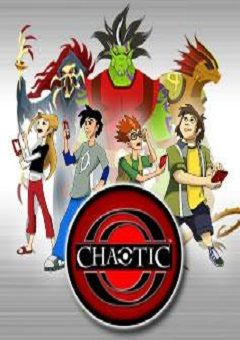 Chaotic | Covers/Logos /Posters:Cartoon/Animated Movies