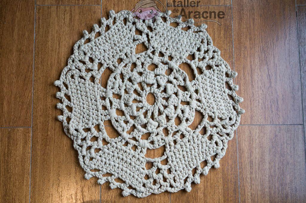 Único Patrones De Crochet Tapete De Principiante Libre Colección de ...