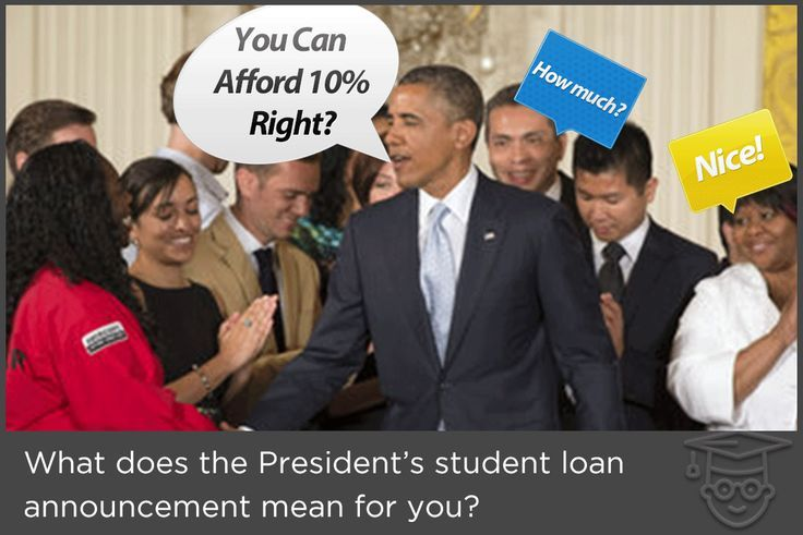 Obama Student Loan Forgiveness Program By Executive Order Can You Benefit Student Loan Forgiveness Student Loans Student Loan Repayment