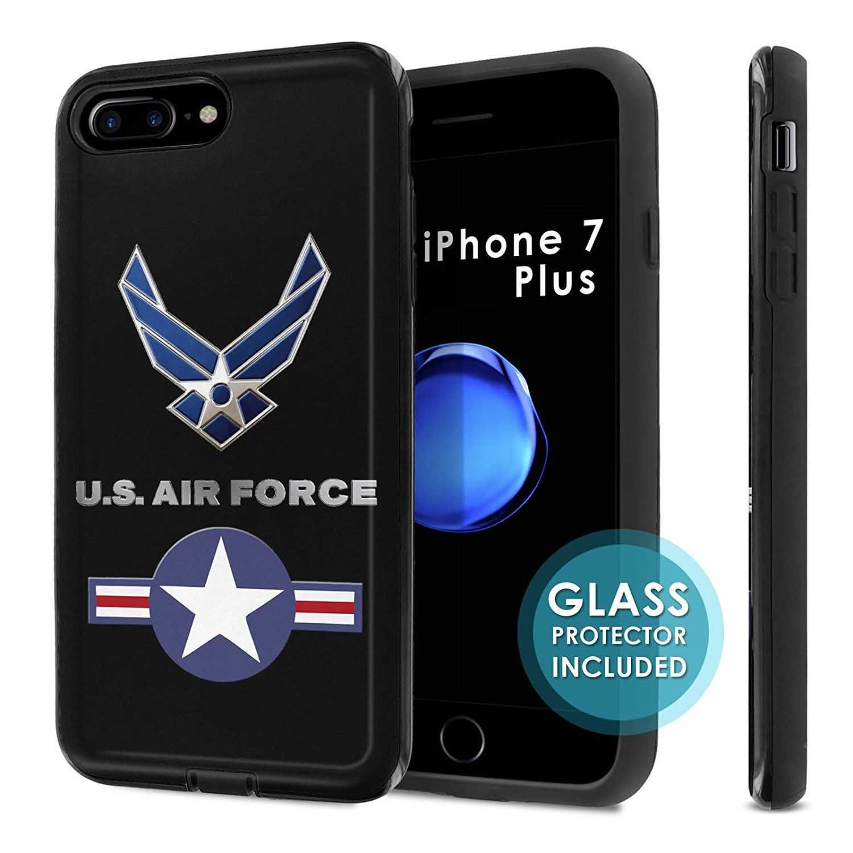 Iphone 7plus 8plus slickcandy dual layer protection