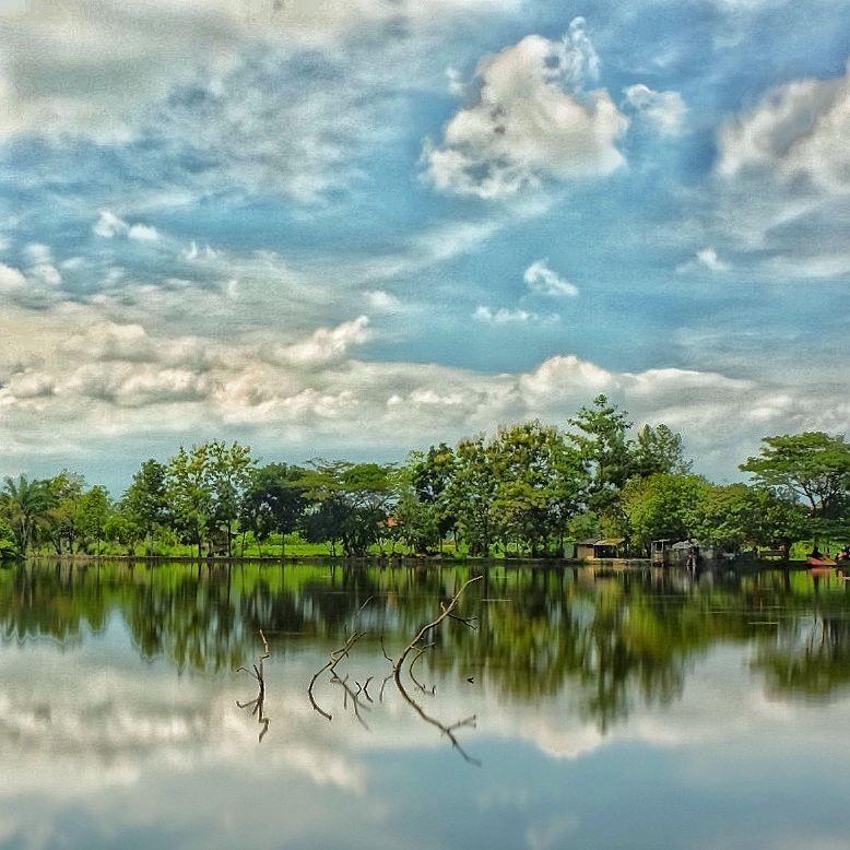 Tempat Wisata Alam Di Bogor Terhits Tempat Alam Lukisan