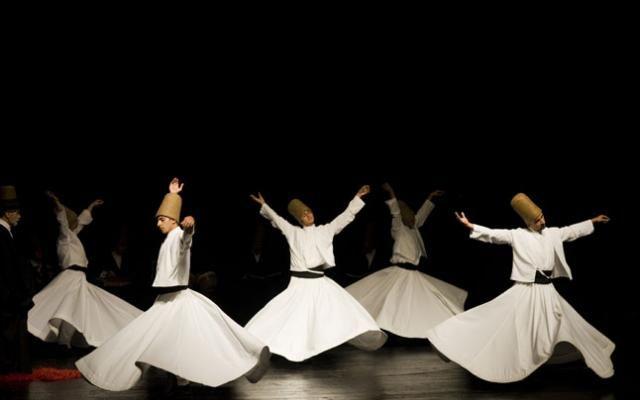 swirling dervishes   Whirling Dervishes Festival