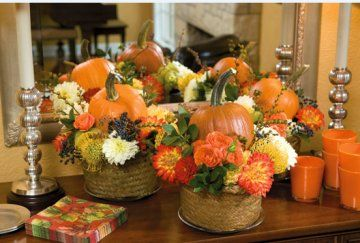 Wholesale Fall Wedding Centerpieces