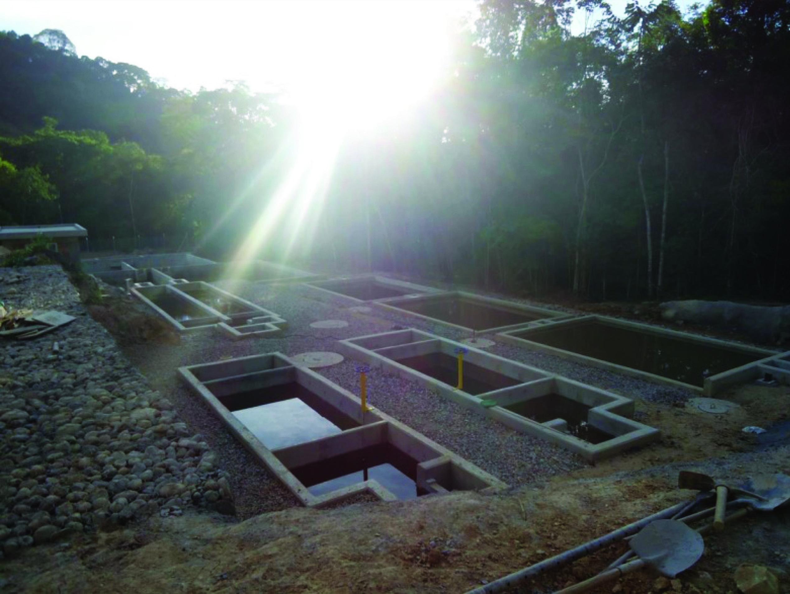 Campamentos de Hidrosogamoso - Diseño y construcción de los campamentos requeridos durante la construcción. Año de construcción: 2012 Ciudad: Sogamoso, Boyaca, Colombia Cliente: Isagen S.A. E.S.P.S.P
