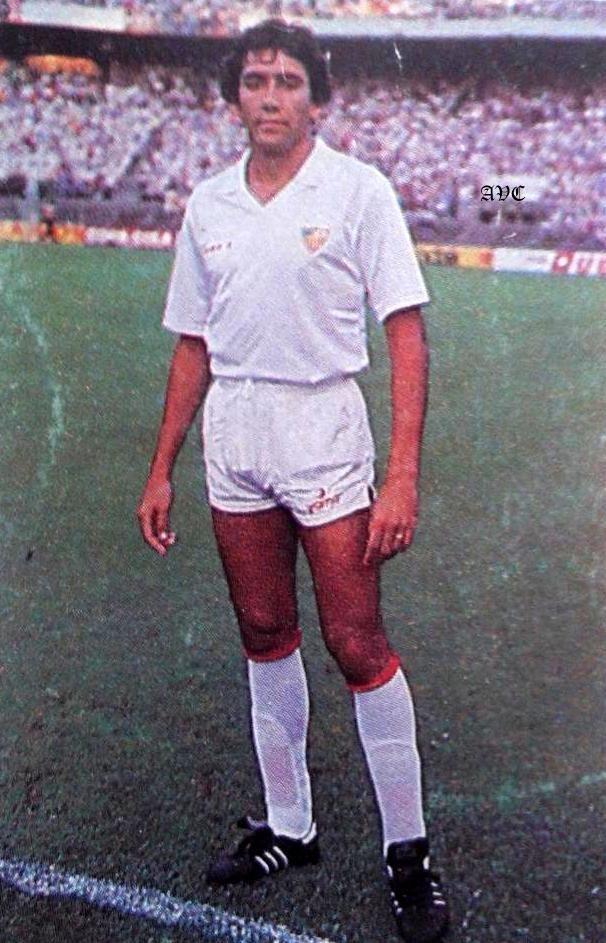 ZAMBRANO (Sevilla C.F. - 1986)