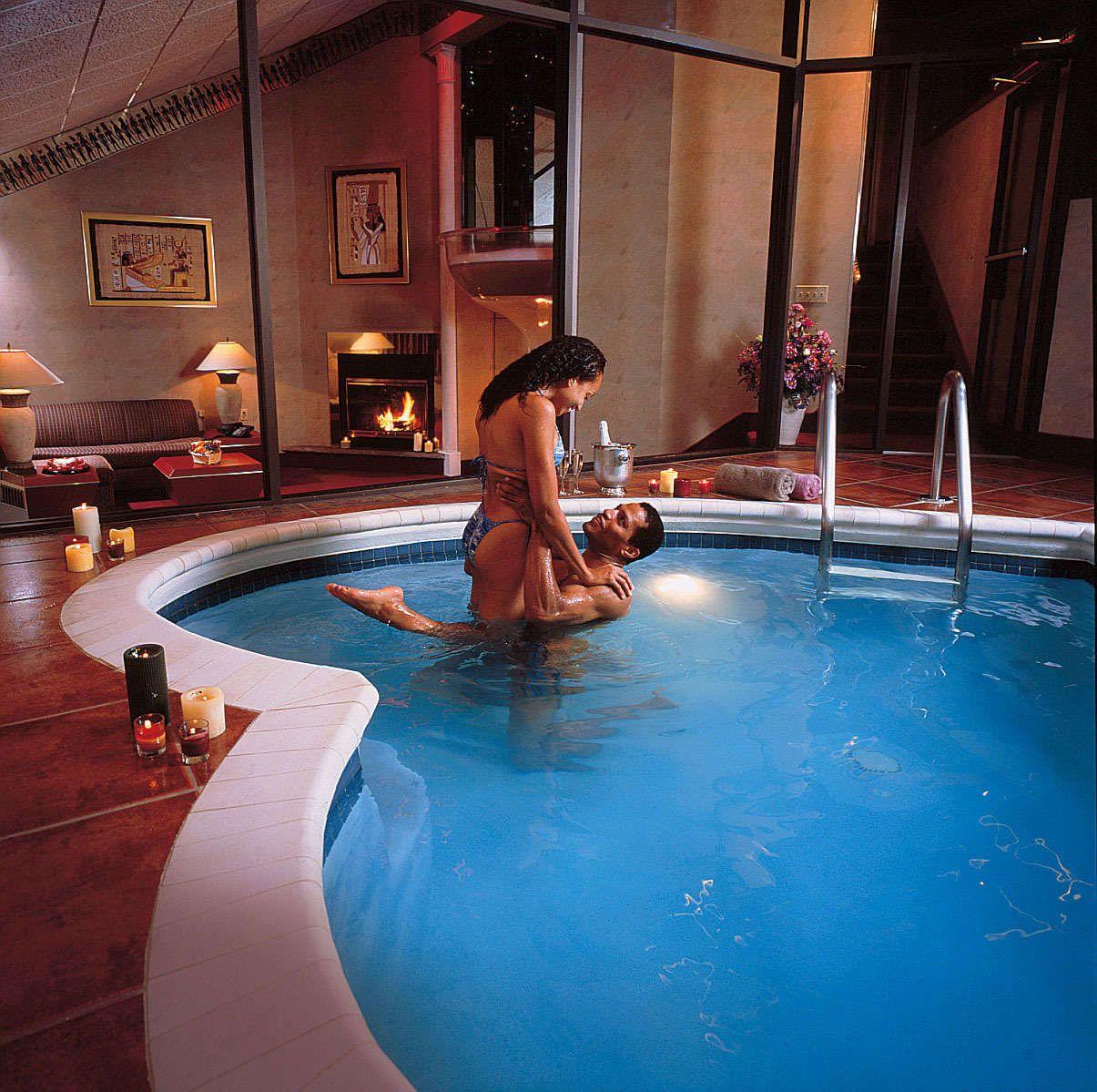 Enjoy a romantic getaway at one of the #PoconoMtns three ...