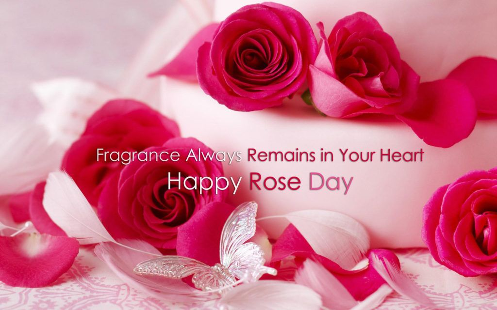 Happy Rose Day 2017 SMS Messages Shayari Hindi #valentinesday ...
