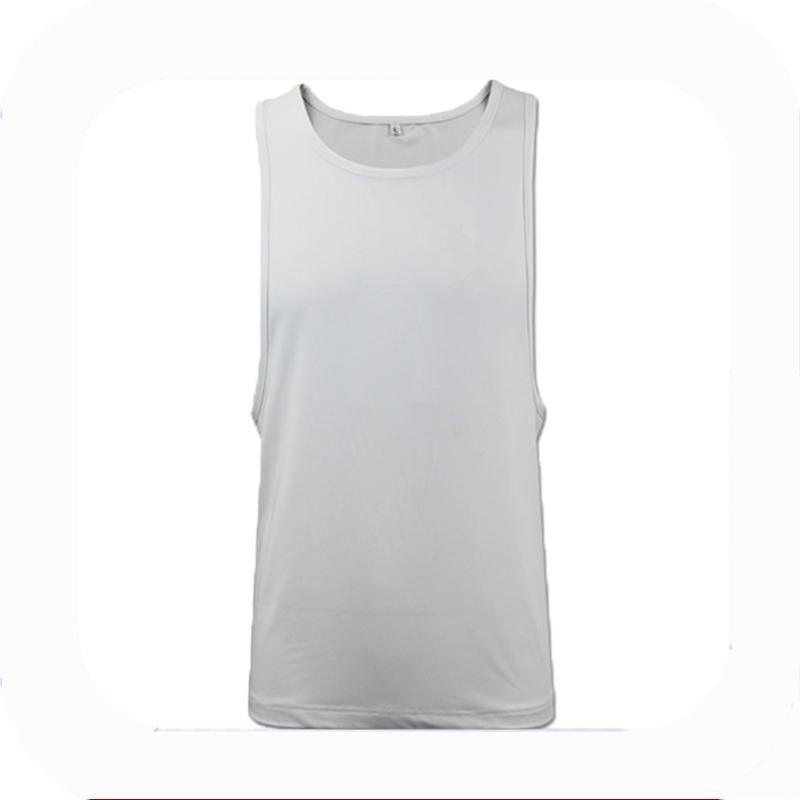 5dfaecc5b1a2d6 Wholesale Mens Cotton Plain White Blank Vest Plain White Cotton Tank Top  For Men Awesome Tee Shirts Teet Shirts From Liupinyan