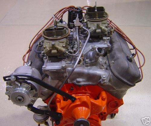 Super Rare Chevrolet Camaro Z28 302 CID engine with Hemi Heads - fresh blueprint engines 383 stroker crate motor