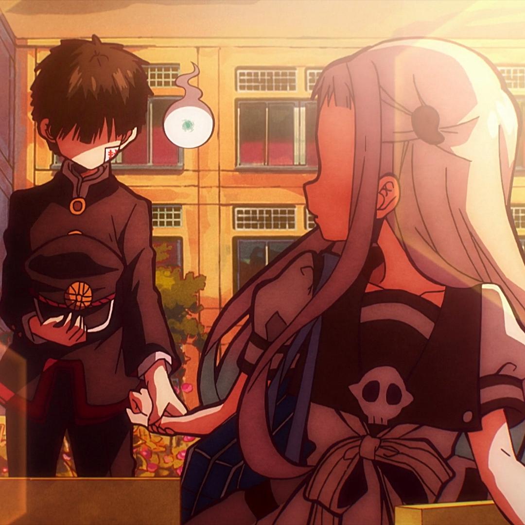 ⠀♥︎ or ↻ if u save. Jibaku Shounen Hanako-kun Gallery in 2020   Hanako, Anime ...